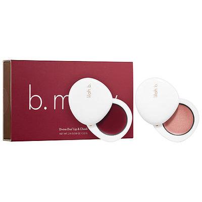 lilah b.B. Merry Divine Duo™ Lip & Cheek Set b. memorable / b. dazzling 2 x 0.08 oz/ 2.2 g