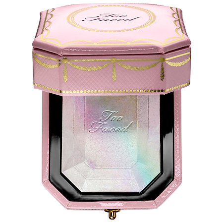 Too Faced Diamond Light Multi-Use Highlighter Diamond Fire 0.42 oz/ 12 g
