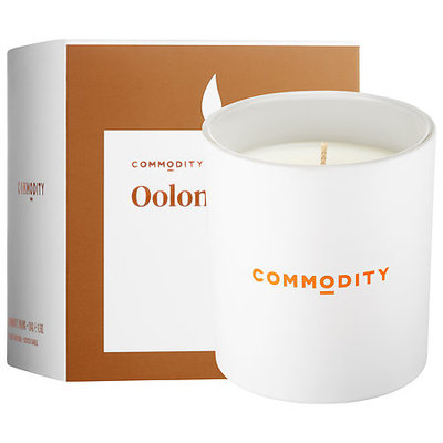 Commodity Oolong Candle 6.5 oz/ 184 g