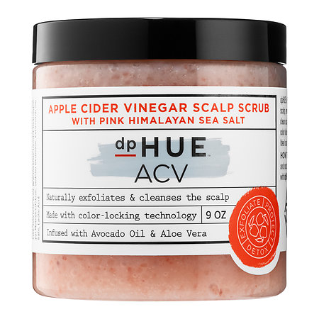 dpHUE Apple Cider Vinegar Scalp Scrub