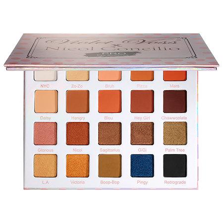 Violet Voss PRO Eyeshadow Palette - Violet Voss x Nicol Concilio