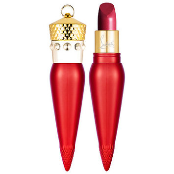 Christian Louboutin Metalissime Silky Satin Lip Colour Rouge Louboutin