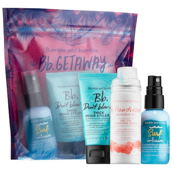 Bumble and bumble The Bb. Getaway Set for Thick Hair
