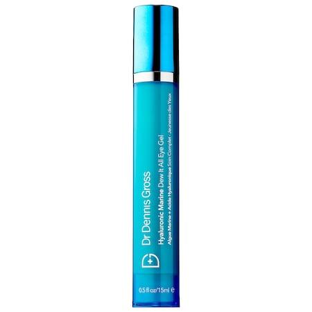 Dr. Dennis Gross Skincare Hyaluronic Marine Dew It All Eye Gel