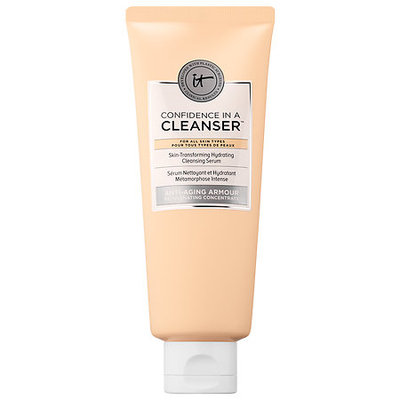 IT Cosmetics Confidence in a Cleanser Skin-Transforming Hydrating Cleansing Serum