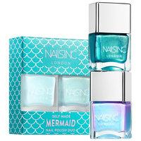 NAILS INC. Self Made Mermaid Duo 2 x 0.49 oz/ 14 mL