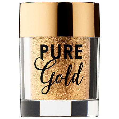 Too Faced Pure Gold Ultra-Fine Face & Body Glitter Gold 0.07 oz/ 2 g