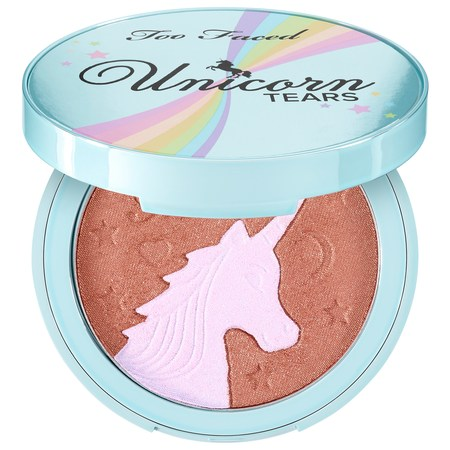 Too Faced Unicorn Tears Bronzer - Life's A Festival Collection Unicorn Tears