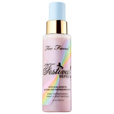 Too Faced Festival Refresh Spray