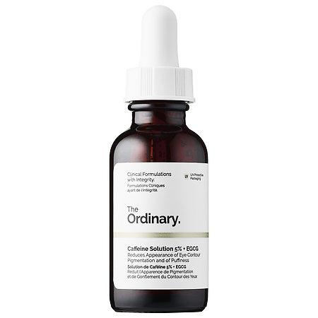 The Ordinary Caffeine Solution 5% + EGCG 1 oz/ 30 mL