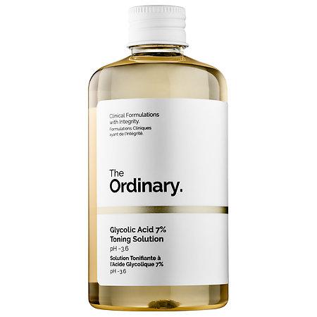 The Ordinary Glycolic Acid 7% Toning Solution 8 oz/ 240 mL