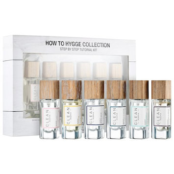 CLEAN How To Hygge Collection - Step by Step Tutorial Kit 6 x 0.17 oz/ 5 mL