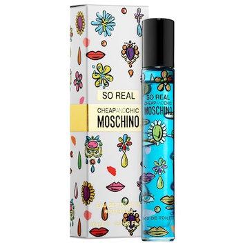 Moschino SO REAL 0.3 oz/ 10 mL Eau de Toilette Rollerball