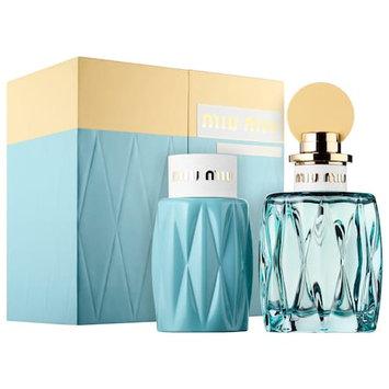 Miu Miu Miu Miu L'eau Bleue Prestige Gift Set
