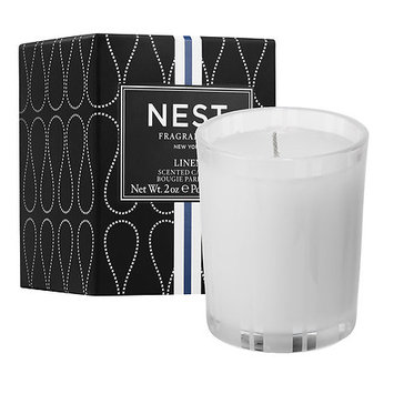 NEST Linen Scented Candle 2.0 oz/ 57 g