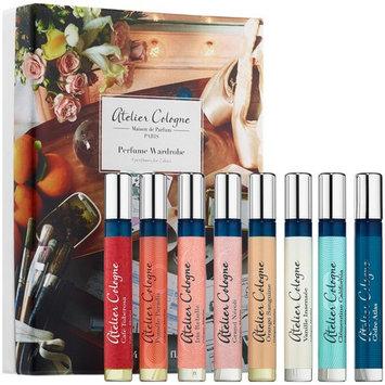 Atelier Cologne Perfume Wardrobe - 8 Perfumes for 7 Days 8 x 0.14 oz/ 4 mL