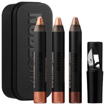 NUDESTIX Nude Metallics For Eyes 3 x .088 oz/ 2.5 g