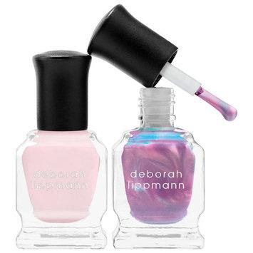 Deborah Lippmann the World Is Your Oyster Nail Polish Duo