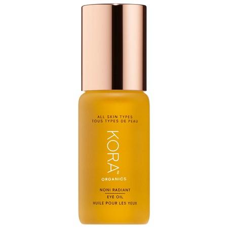 KORA Organics Noni Glow Radiant Eye Treatment Oil