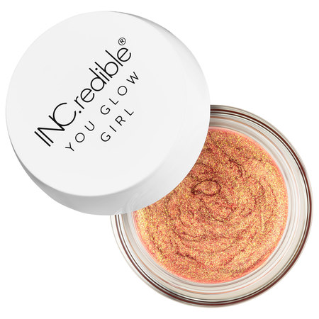 INC. redible You Glow Girl Iridescent Jelly