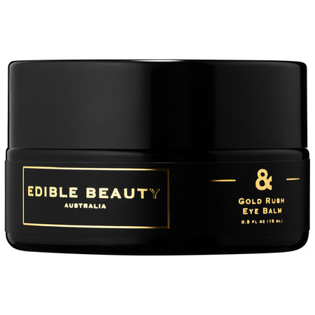 Edible Beauty and Gold Rush Eye Balm