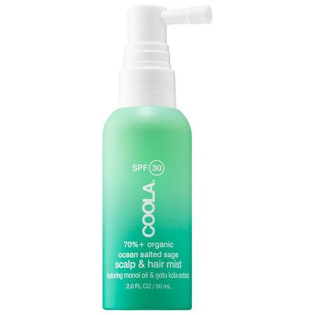 COOLA Organic SPF 30 Scalp & Hair Mist
