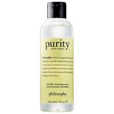 philosophy Purity Made Simple Micellar Cleansing Water 6.7 oz/ 200 mL