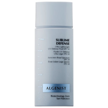 Algenist Sublime Defense Ultra Lightweight UVE Defense Fluid SPF 50