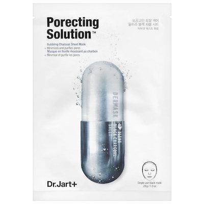 Dr. Jart+ Sheet Masks Dermask Ultra Jet Porecting Solution Bubbling Charcoal Sheet Mask
