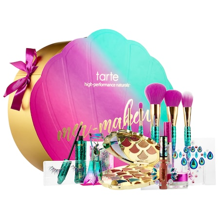 tarte Mer-Makeup Vault - Be A Mermaid & Make Waves Collection