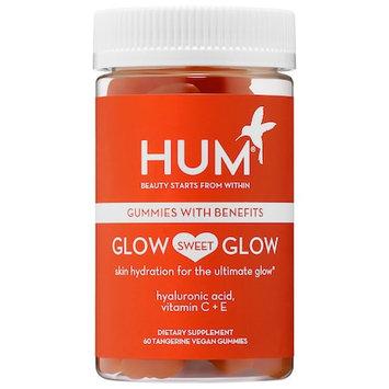 HUM Nutrition Glow Sweet Glow 60 Tangerine Vegan Gummies