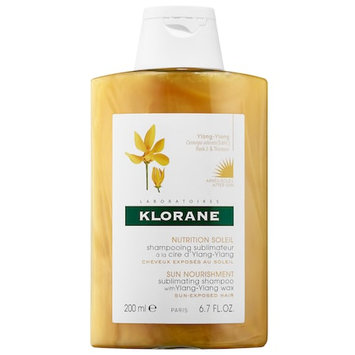 Klorane Sun Nourishment Subliminating Shampoo with Ylang-Ylang Wax