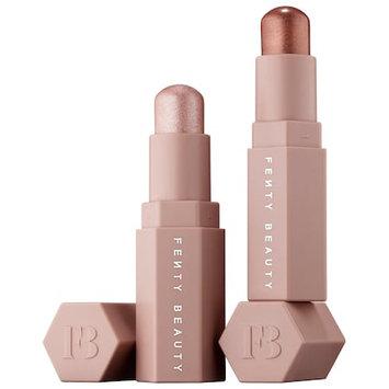 FENTY BEAUTY by Rihanna Lil Match Stix Duo Mini Shimmer Skinstick Set Starstruck/ Sinamon 2 x 0.09 oz/ 2.8 g