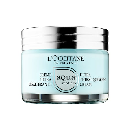L'Occitane Aqua Reotier Ultra Thirst Quenching Cream Moisturizer