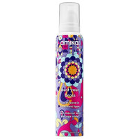 amika Bust Your Brass Violet Leave-In Foam 5.3 oz/ 388 mL