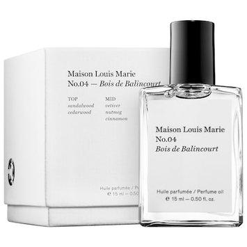 Maison Louis Marie No.04 Bois de Balincourt Perfume Oil 0.50 oz/ 15mL