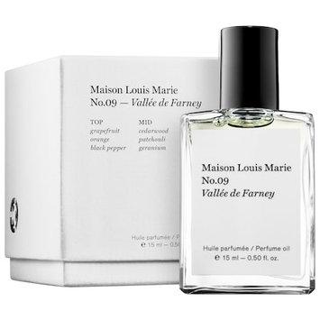 Maison Louis Marie No.09 Vallee de Farney Perfume Oil 0.50 oz/ 15mL
