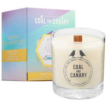 Coal and Canary Pink Lips & Limo Trips 8 oz/ 240 mL