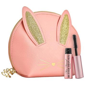 Too Faced Bunny Sex Mascara Set Pink