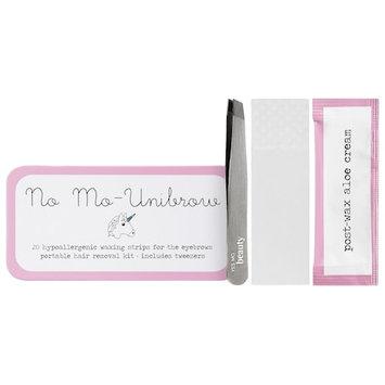 No Mo-stache No Mo-Unibrow 20 hypoallergenic waxing strips