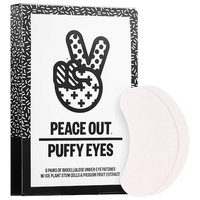 Peace Out Puffy Under-Eye Patches 6 pairs