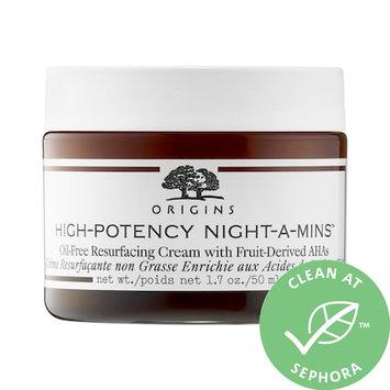 Origins High-Potency Night-a-Mins(TM) Oil-Free Resurfacing Cream with Fruit-Derived AHAs 1.7 oz/ 50 mL