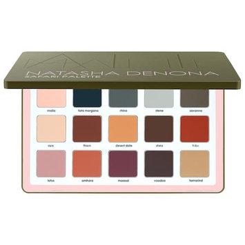 Natasha Denona Safari All Matte Eyeshadow Palette 15 x 0.08 oz/ 2.5 g