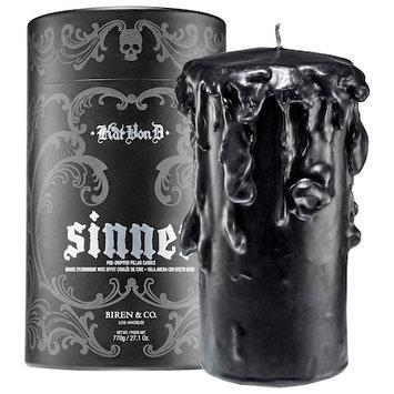 Kat Von D Sinner Drip Candle 27.1oz/770g Candle