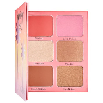Violet Voss Glamingo PRO Face Palette 6 x 0.33 oz/ 9.3 g