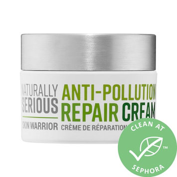 Naturally Serious Skin Warrior Anti-Pollution Repair Cream 1.7 oz/ 50 mL