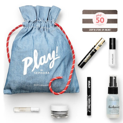 PLAY by SEPHORA PLAY! by SEPHORA Beauty Goals Box E