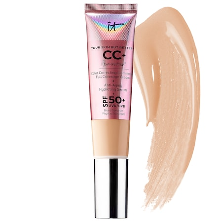 IT Cosmetics Your Skin But Better™ CC+Illumination™ Cream with SPF 50+ Fair Light 1.08 oz/ 32 mL