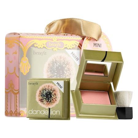 Benefit Cosmetics Dandelion Box o' Powder Blush Mini Ornament Mini Ornament