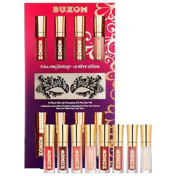 BUXOM Full-On Fantasy Mini Lip Plumping Set